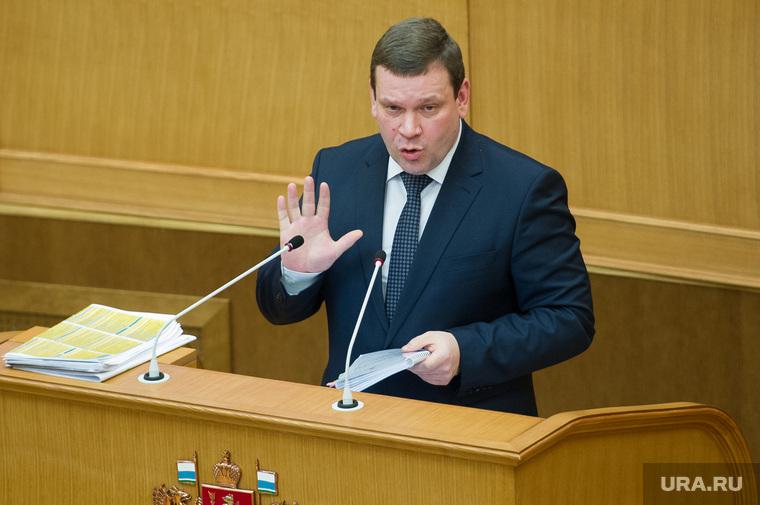 Евгений Куйвашев и заседание ЗССО. Екатеринбург, ноженко дмитрий