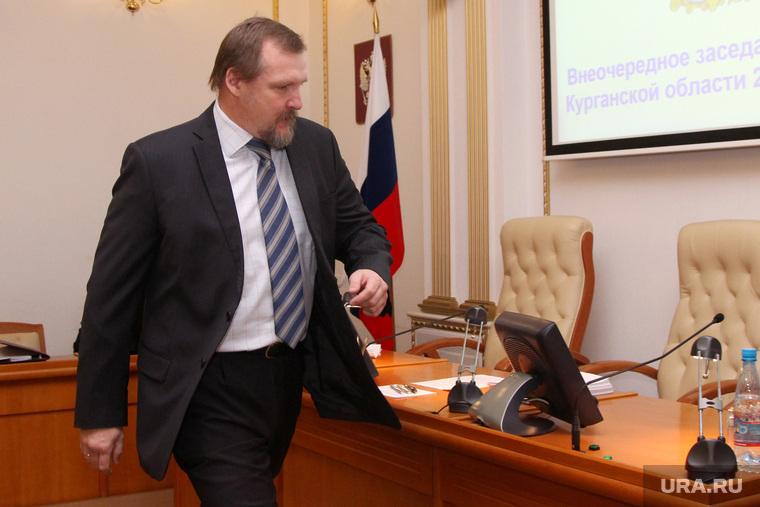 Заседание правительства областиКурган, путмин сергей