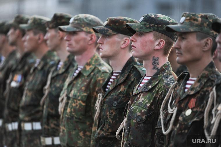 Генеральная репетиция парада 9 мая Челябинск, нацгвардия, 23 отряд спецназа