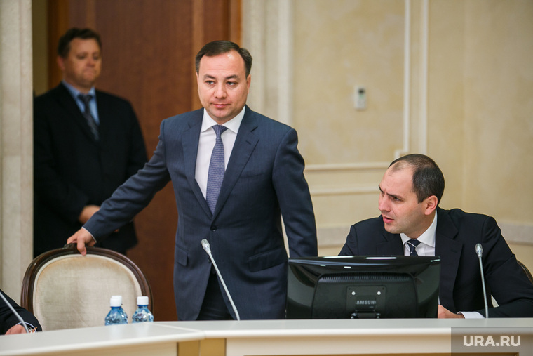 Заседание президиума правительства. Екатеринбург, паслер денис, салихов азат