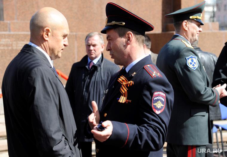 Администрация Челябинска, давыдов сергей