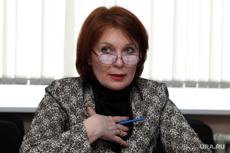 Единая Россия - круглый стол медицинаКурган, кокорина лариса