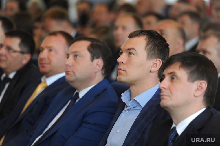 """Съезд партии """"ЛДПР"""". Москва"""