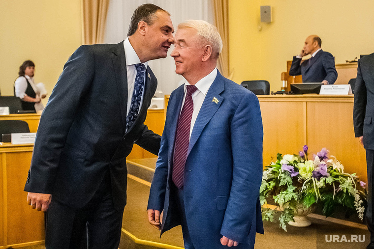 Корепанов Сергей, председатель тюменской областной Думы. Тюмень, корепанов сергей