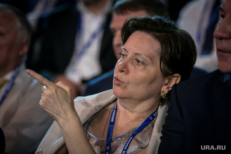 XV (15) съезд ЕР. Второй день. Москва, съезд ер, комарова наталья, единая россия