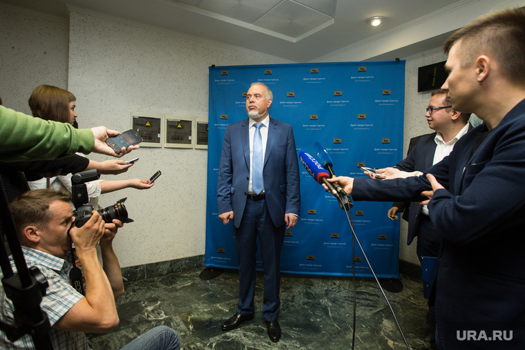 Выборы главы. Сургут, Шувалов Вадим