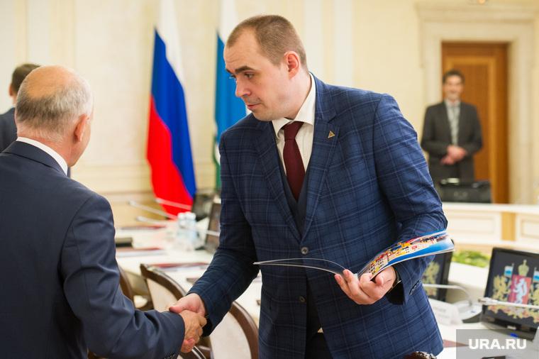 Президиум правительства СО по итогам соцэконом развития области в 2015 году. Екатеринбург, мисюра андрей