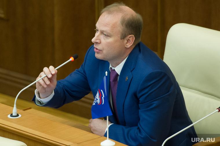 Отчет Евгения Куйвашева перед заксобранием СО. Екатеринбург, шептий виктор