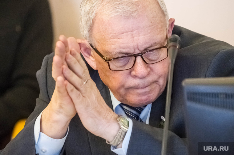 Комитет по бюджету областной Думы. Тюмень, чертищев владимир