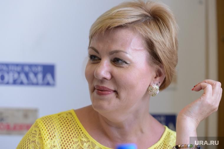 Пресс-конференция по зарплатам. Челябинск., ремезова ольга