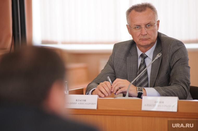 Выездное заседание правительства в Каменске-Уральском, власов владимир