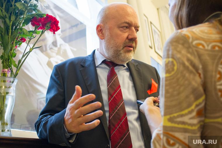 Открытие музея, посвященного Сергею Алексееву. Екатеринбург, крашенинников павел