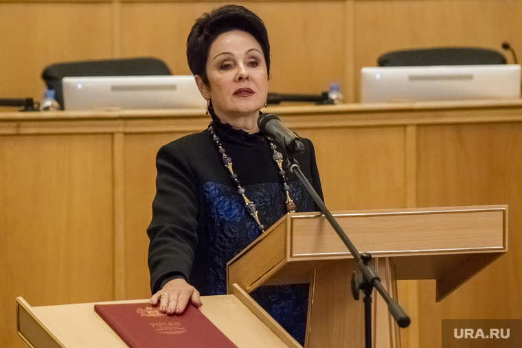 Тюменская областная дума 6 созыва. Первое заседание. Тюмень