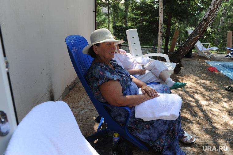 Пресс-тур по Синегорью Челябинск, семейный курорт утес