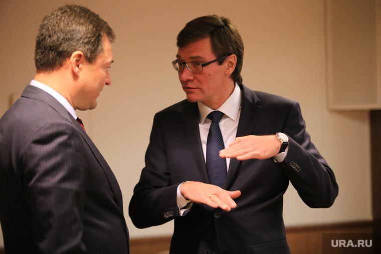Бюджетное послание губернатора. Екатеринбург, ефимов андрей