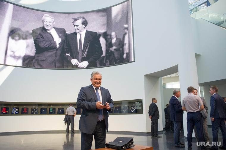 Заседание правительства СО и администрации Екатеринбурга в Ельцин Центре, биктуганов юрий, ельцин центр