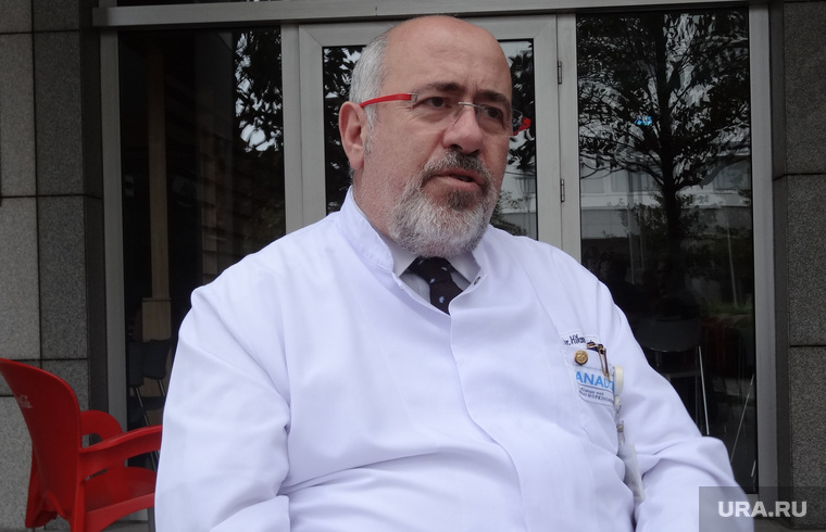 Турецкая клиника Джонса Хопкинса Анадолу Стамбул, агалар фатих