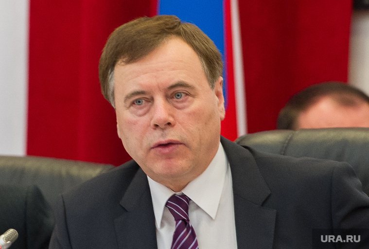 Генпрокурор Юрий Чайка в Екатеринбурге, буксман александр