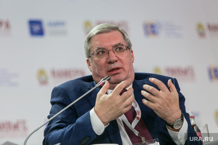 VIII Гайдаровский форум, день первый. Москва, Толоконский Виктор