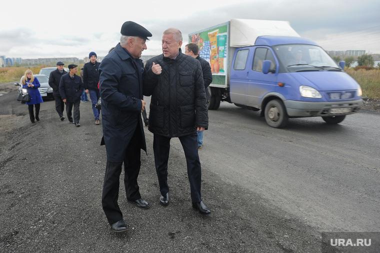 Дорога в Чурилово Челябинск, алейников владимир, тефтелев евгений