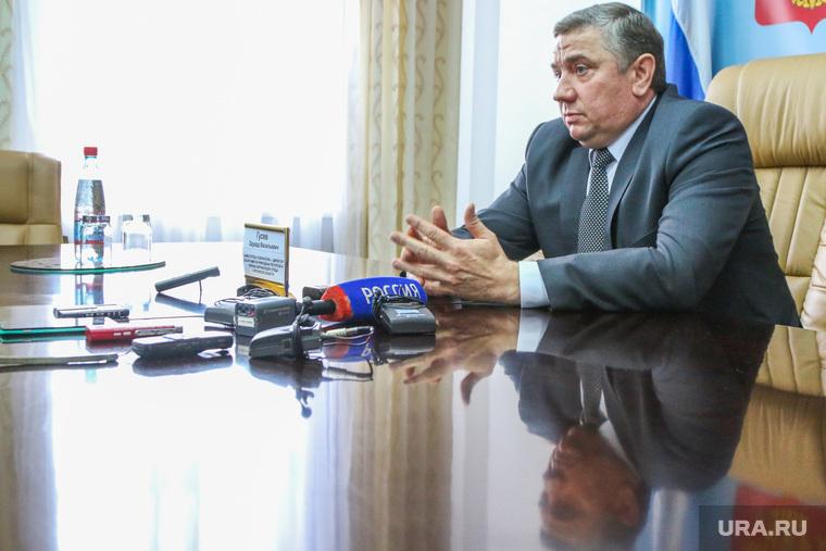 Пресс-конференция заместителя губернатора Курганской области  Эдуарда Гусева.Курган., гусев эдуард