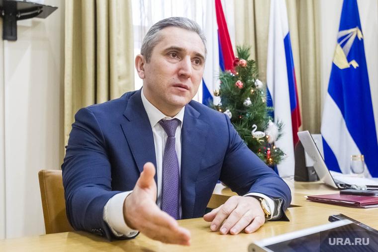Глава администрации Тюмени Александр Моор. Тюмень, моор александр