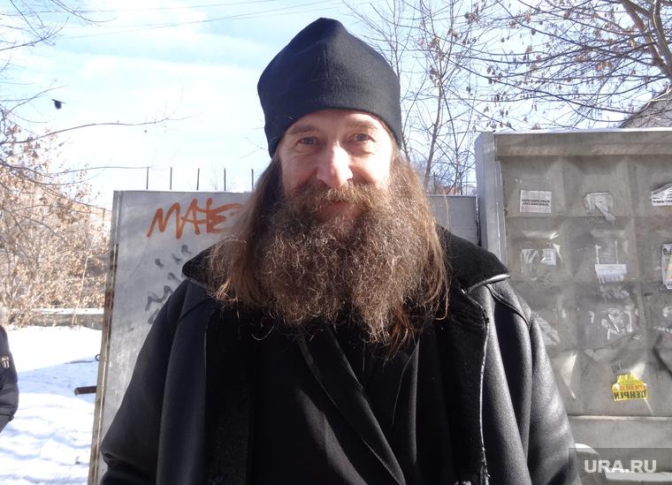Священник ПРЦ / РПЦЗ епископ Евгений Пампура, пампура евгений
