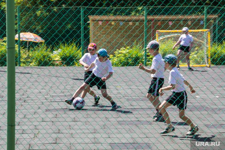 Детский клипарт. Магнитогорск, ворота, мяч, футбол, сетка, игра, дети