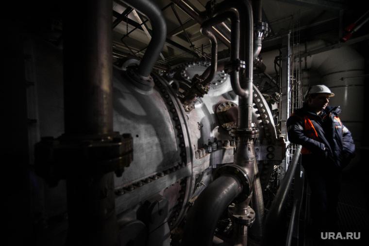 ТЭС Маяковская. Калининградская область, Гусев , энергетика, генератор, тэс