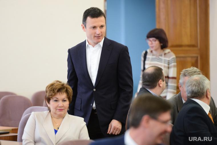 Аппаратное совещание  у главы города. Челябинск, мительман илья