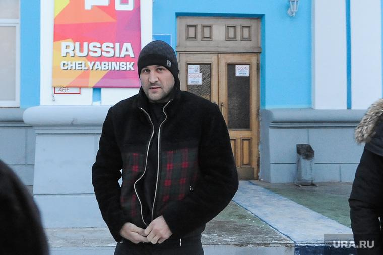 Ковалев Сергей. Боксер. Челябинск, ковалев сергей