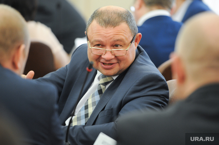 Аппаратное совещание у главы города. Челябинск, чигинцев сергей