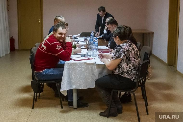 Дума Переваловского сельского поселения. Тюменская область