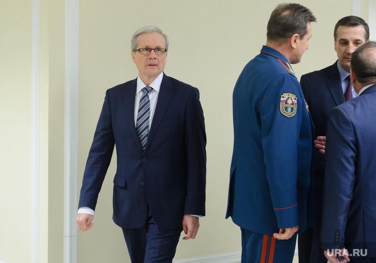 Совещание с главой Совбеза РФ в полпредстве. Екатеринбург, охлопков сергей