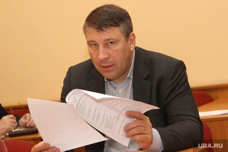 Круглый стол ЖКХКурган, докин дмитрий