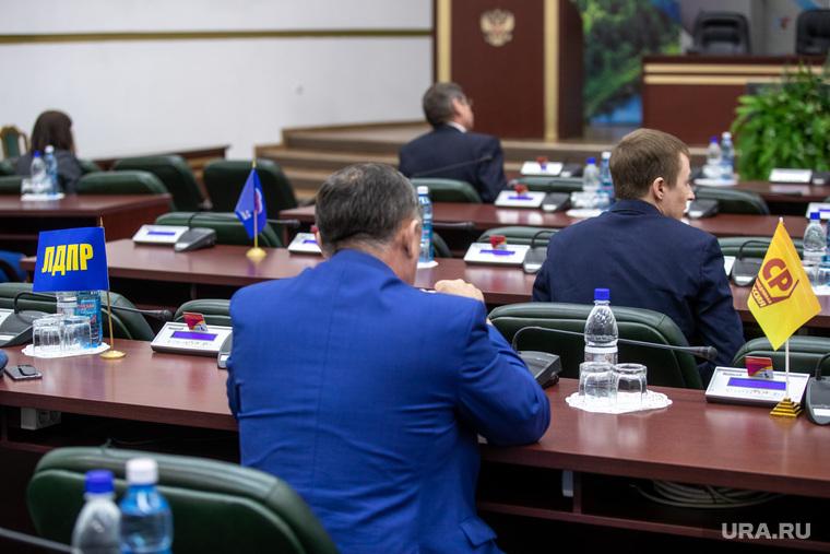 Кемерово. День 2ой. Заседание с Тулеевым