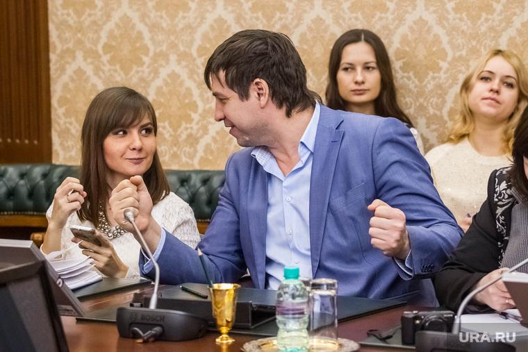 Пресс-конференция губернатора Владимира Якушева итоговая за 2014 год. Тюмень, пересторонин александр