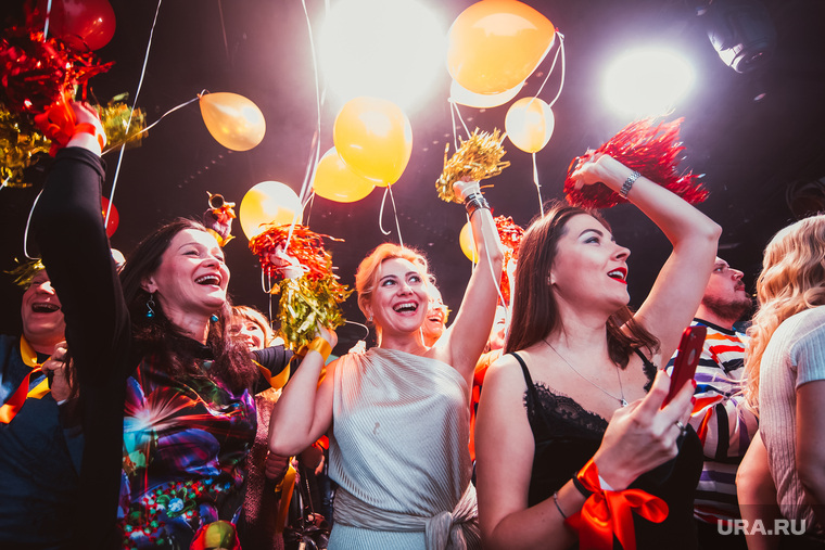 Караоке Баттл 6. Екатеринбург, веселье, воздушные шарики, вечеринка, праздник, ночной клуб, толпа ликует