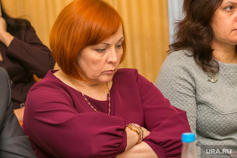 Заседание комитета по региональной политике областной Думы. Курган, лукашук елена
