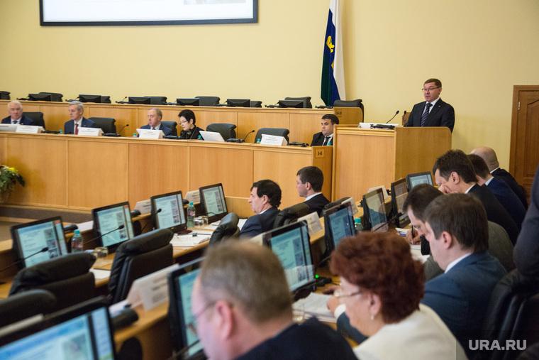 Заседание Тюменской областной думы. Тюмень, якушев владимир, депутаты
