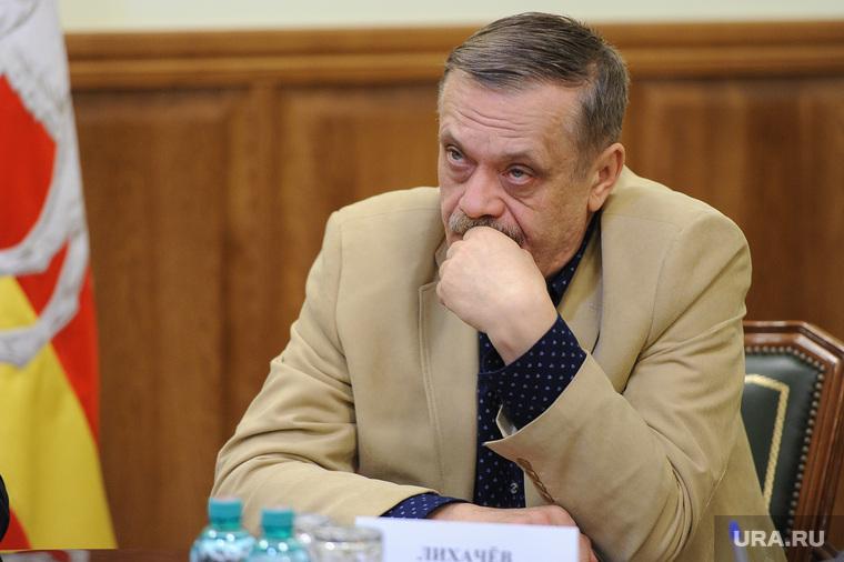 Пресс-конференция по загрязнению воздуха. Челябинск, лихачев сергей