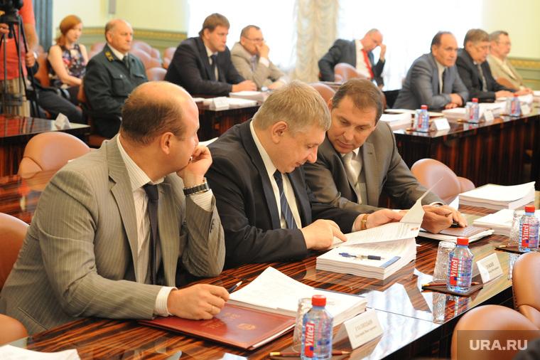 Правительство Челябинской области, галицын евгений, токий александр, шиков виталий