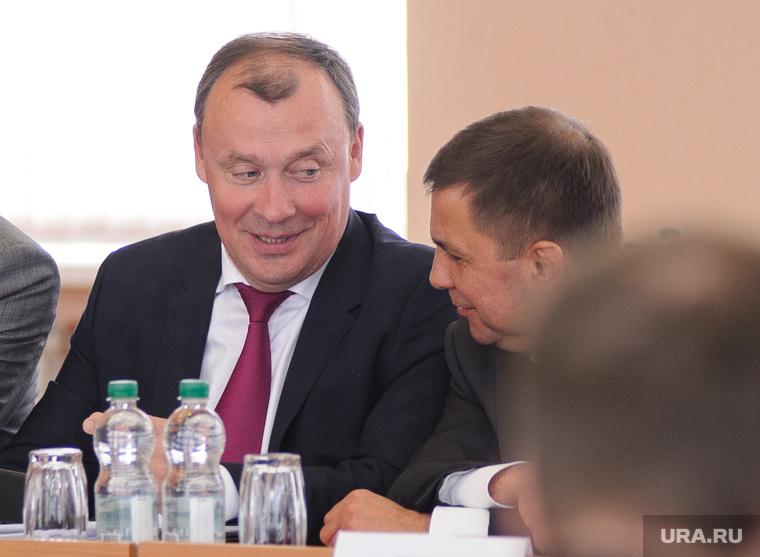 Выездное заседание правительства в Каменске-Уральском, орлов алексей, швиндт сергей, власов владимир