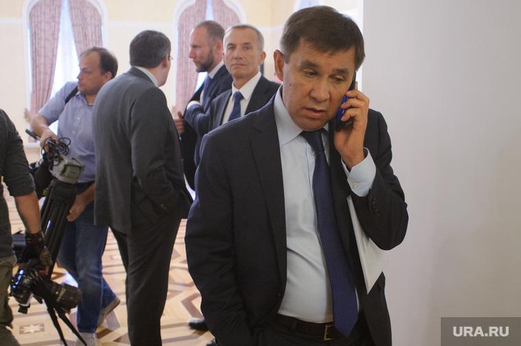Совещание по Титановой долине в Доме Севастьянова. Екатеринбург, швиндт сергей