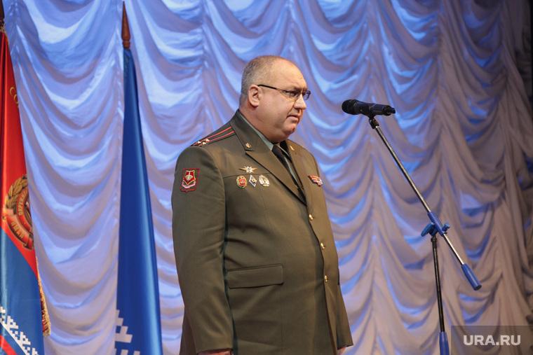 Военный комиссар ЯНАО Василий Чачков, чачков василий