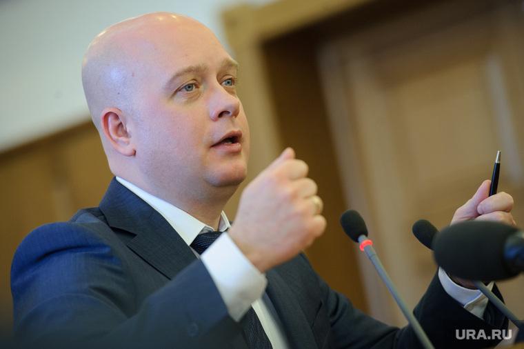 Заседание городской думы Екатеринбурга, свалов егор