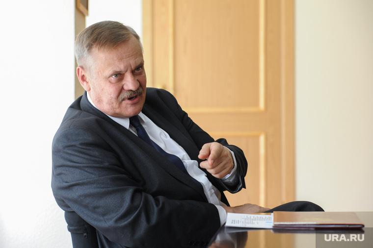Интервью с министром экологии Челябинской области Сергеем Лихачевым. Челябинск, лихачев сергей