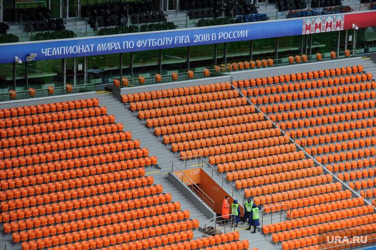 Центральный стадион Екатеринбурга, трибуна, стадион, чм2018, чемпионат мира по футболу, fifa 2018
