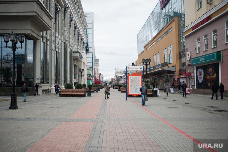 Скульптуры на улице Вайнера. Екатеринбург, улица вайнера