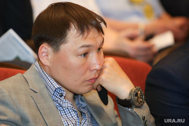 Визит Моора. Ханты-Мансийск